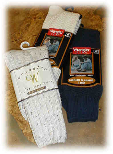 Wrangler® Sock Band Packaging